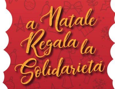 A Natale regala la solidarietà!