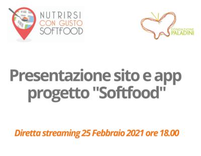Softfood: il piacere di mangiare a portata di click!